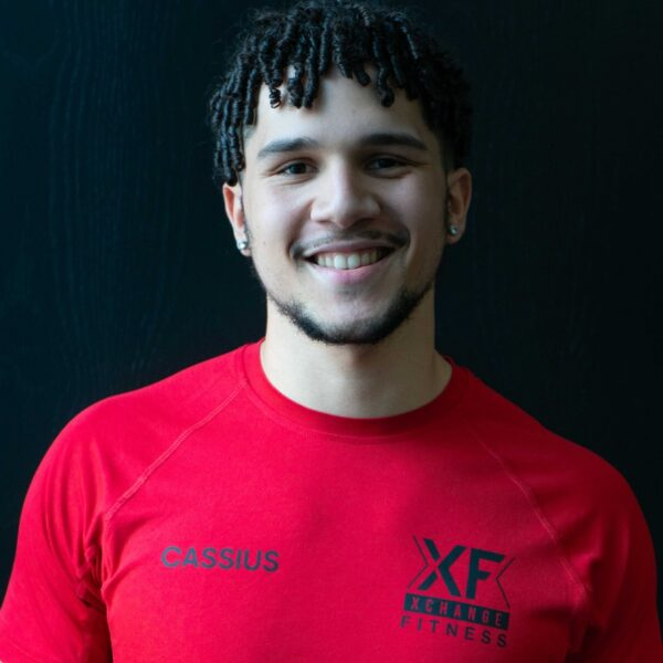 Cassius Straughn – Gym Instructor / Personal Trainer